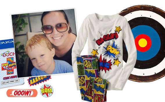 Julie John: The 12 Things Every Superboy Needs For His Room