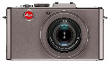 Leica Titanium Limited Edition Digital Camera