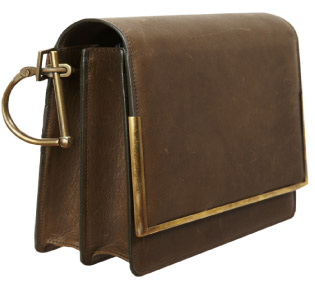 Damir Doma Structured Shoulder Bag