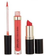 Philosophy lip color & lip gloss duo