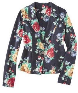 Xhilaration Floral Blazer