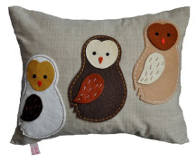 Lettie Belle Pillows