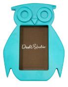 Bel Bambini Dwell Studio Aqua Owl Frame