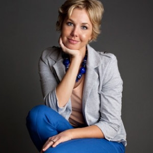 Erin Loechner, Founder of Design for Mankind and blogger at Babble