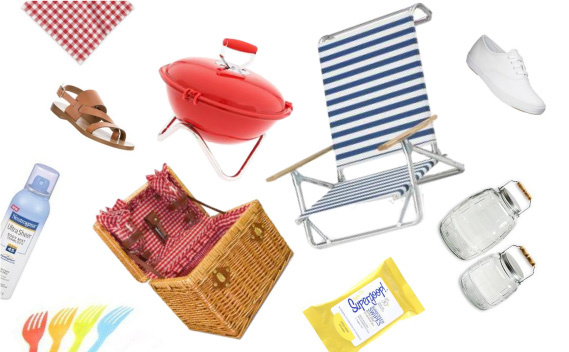Basket Case: Summer Picnic Essentials